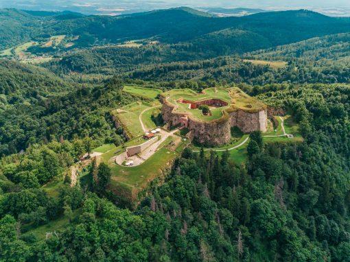 6. Festung in Srebrna Góra