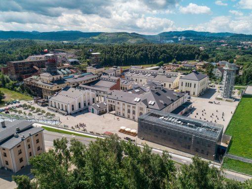 3. Altes Bergwerk in Wałbrzych