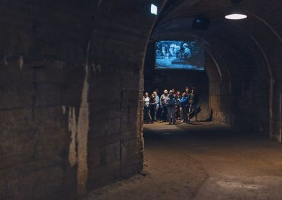 2. Podzemí hrad Książ