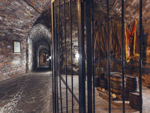 8. Unterirdische Besichtigungsstrecke in Kłodzko